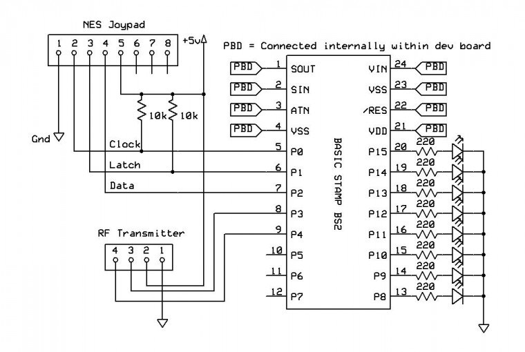 nintendo nes controller wiring diagram nintendo free engine image for user manual